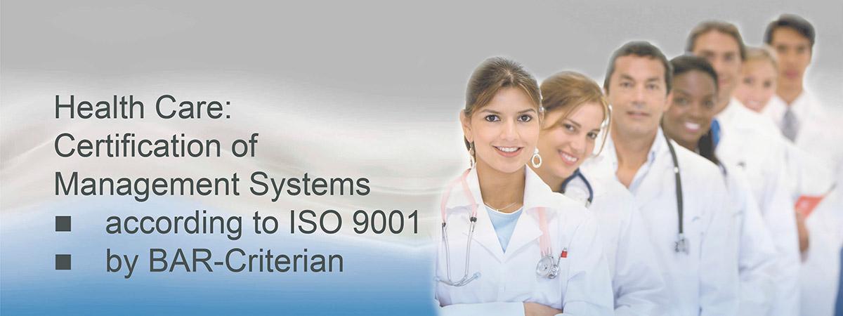 Health Care (German) - International Certification Management GmbH